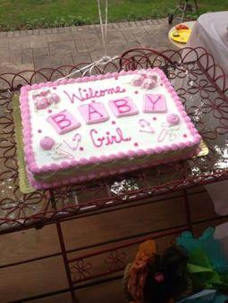 Olivia's cake