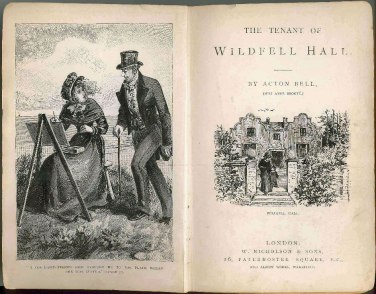The Tenant of Wildfell Hall-inside cover