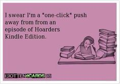 Kindle horder