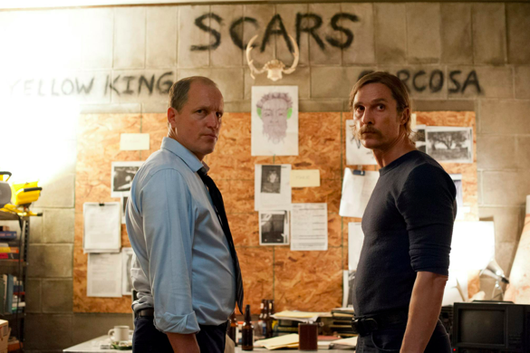 "Image from ""True Detective"""