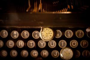 Typewriter Old
